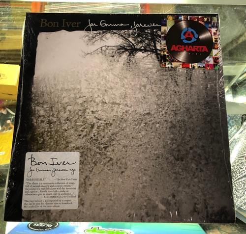 Bon Iver- For Emma, Forever Ago LP On Vinyl