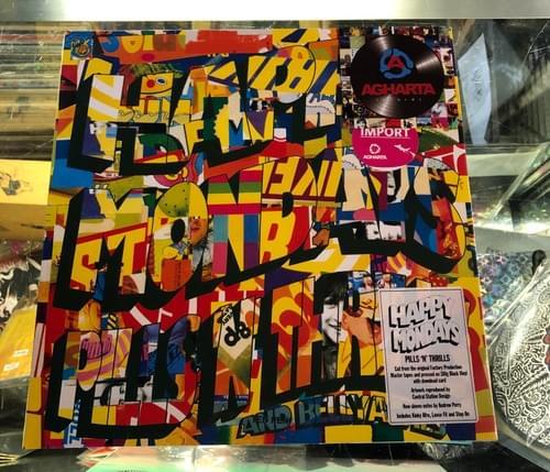 Happy Mondays - Pills 'N' Thrills And Bellyaches LP On Vinyl [UK IMPORT]