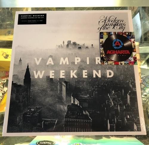Vampire Weekend - Modern Vampires Of The City LP On Vinyl