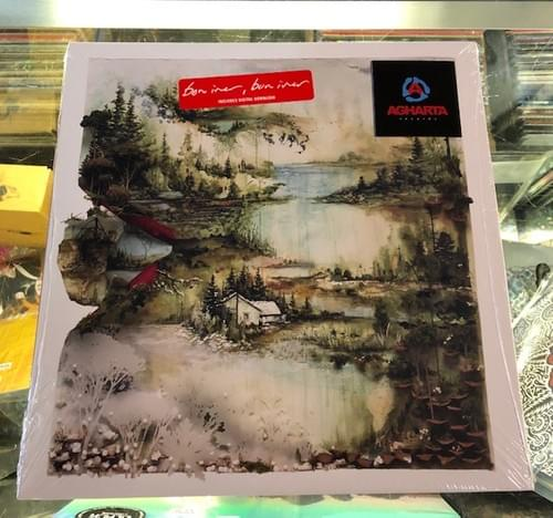Bon Iver - Bon Iver, Bon Iver 2xLP On Vinyl