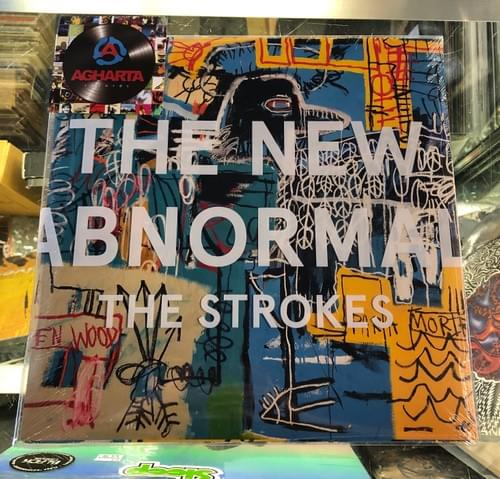 THE STROKES - The New Abnormal LP On Vinyl
