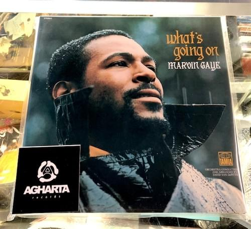 Marvin Gaye - What's Going On Or What's Going On LIve On Vinyl