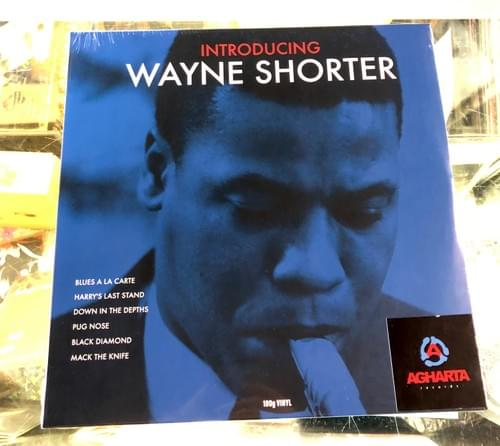 Wayne Shorter- Introducing LP On Vinyl [IMPORT]