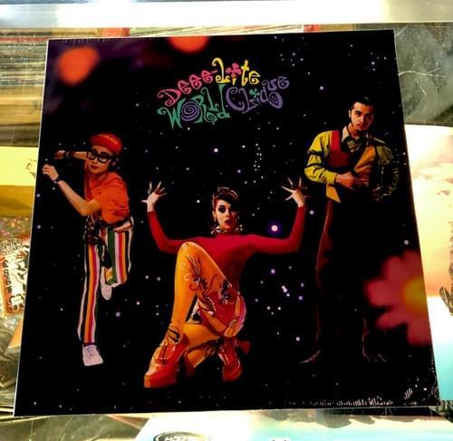 Deee-Lite- World Clique LP On Vinyl