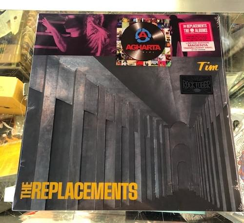The Replacements - Tim LP On Magenta Colored Vinyl