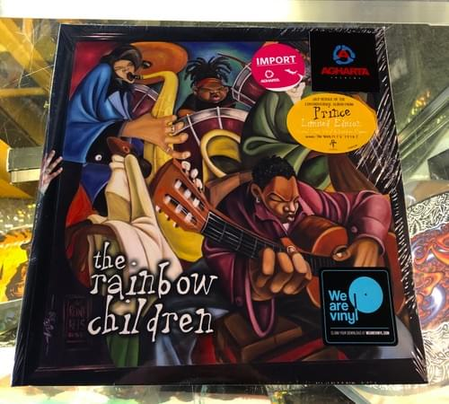 Prince - The Rainbow Children 2xLP On Colored Vinyl [IMPORT]