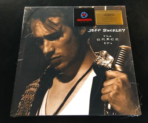 Jeff Buckley - Grace LP On Black Or Purple Or 5 LIve EP Deluxe Set On Vinyl  [IMPORT]