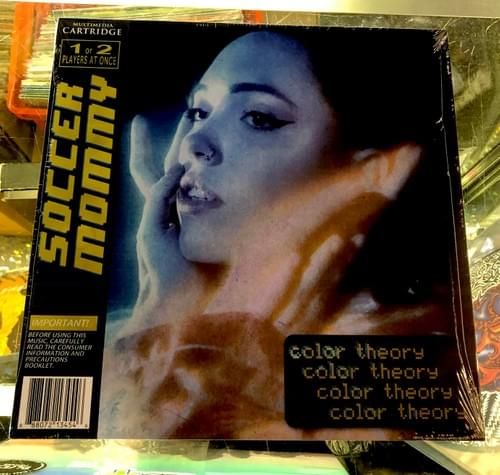 Soccer Mommy - Color Theory LP On Vinyl