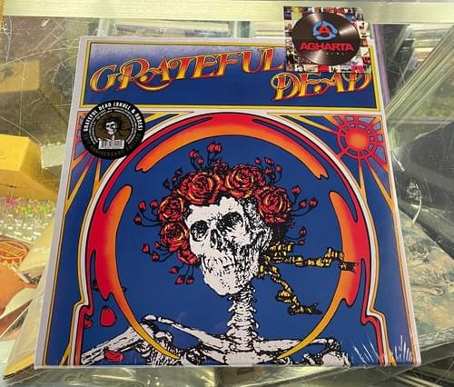 Grateful Dead- Skull & Roses 2xLP On Vinyl In Gatefol Jacket