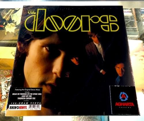 The Doors- Self Titled LP On Vinyl [Regular or Deluxe Box Set]