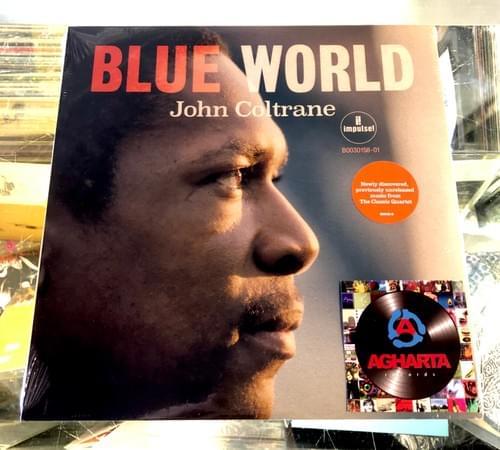 John Coltrane - Blue World LP On Vinyl