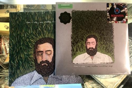 Iron & Wine - Our Endless Numbered Days LP On Vinyl and Deluxe 2xLP On Gray[Cloud] Vinyl