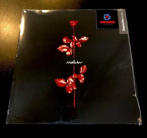 DEPECHE MODE- Violator LP On Vinyl [IMPORT]