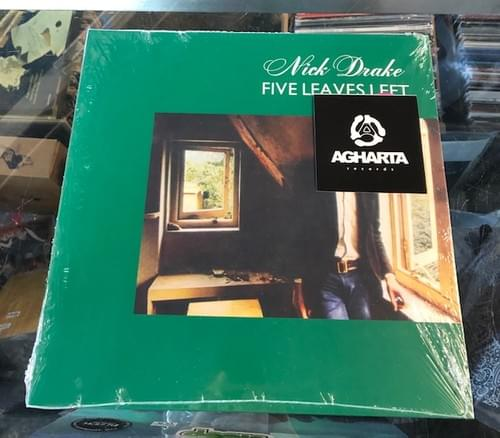 Nick Drake - Five Leaves Left LP On Vinyl  (Import)