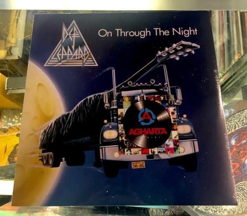 Def Leppard- On Thru The Night LP On Vinyl [IMPORT]