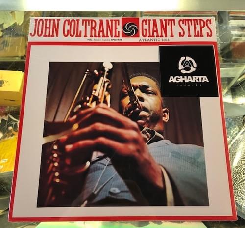 John Coltrane - Giant Steps Lp On Vinyl [3 Variants] {IMPORTS}