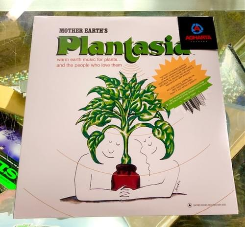 Mother Earth's Plantasia - Mort Garson LP Or Hi-Fidelity Double LP Set