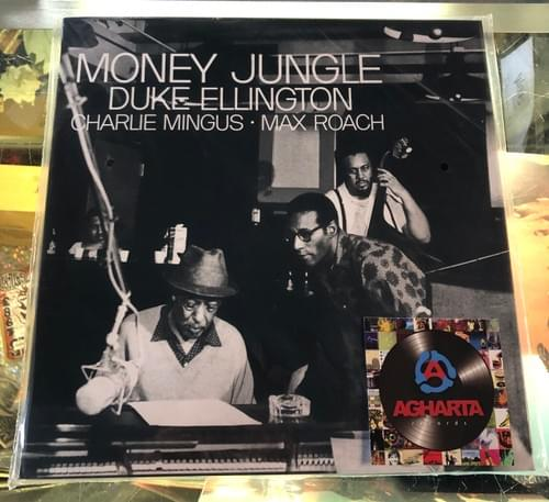 Duke Ellington - Money Jungle LP On Vinyl