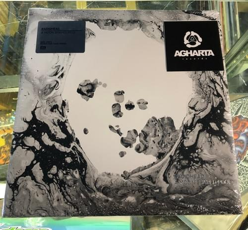 Radiohead - A Moon Shaped Pool 2xLP On Vinyl