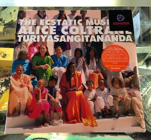 Alice Coltrane - Ecstartic Music Of.. 2xLP On Vinyl