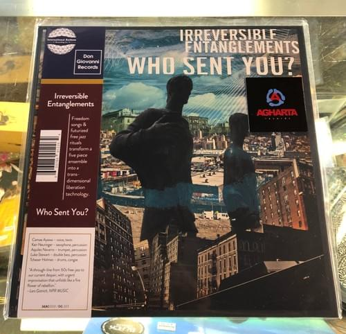 Irreversible Entanglements- Who Sent You? LP On Vinyl