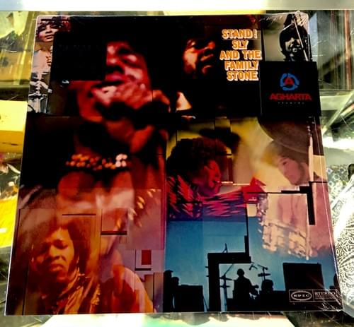 Sly And The Family Stone - Stand! LP On Vinyl [IMPORT]
