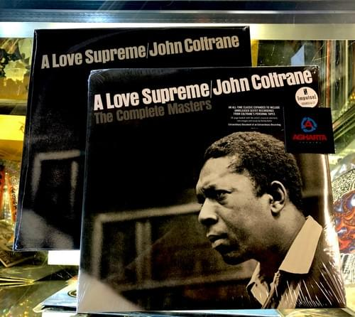 John Coltrane - A Love Supreme LP On Viny[IMPORT] Or Complete Masters 3xLP [DELUXE]