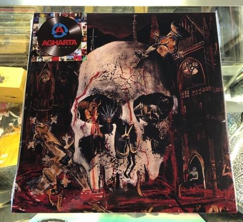 Slayer - South Of Heaven LP On Vinyl
