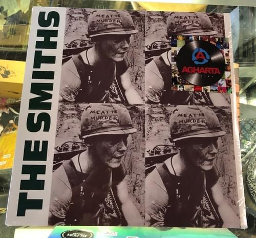 The Smiths- Meat Is Murder LP On Vinyl [IMPORT]