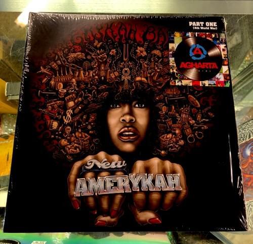 Erykah Badu - New Amerykah Part One 2xLP On Vinyl