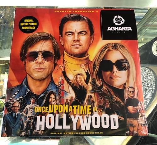 Once Upon A Time In Hollywood- Soundtrack 2xLP On Vinyl