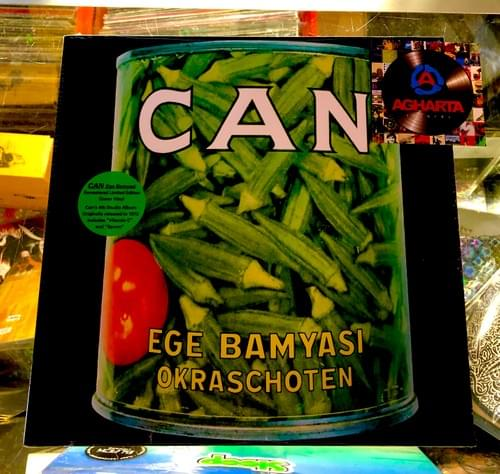 CAN - Ege Bamyasi LP On Green Vinyl