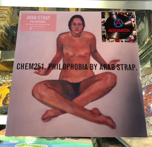 The Arab Strap - Philophobia 2XLP On Vinyl [IMPORT]