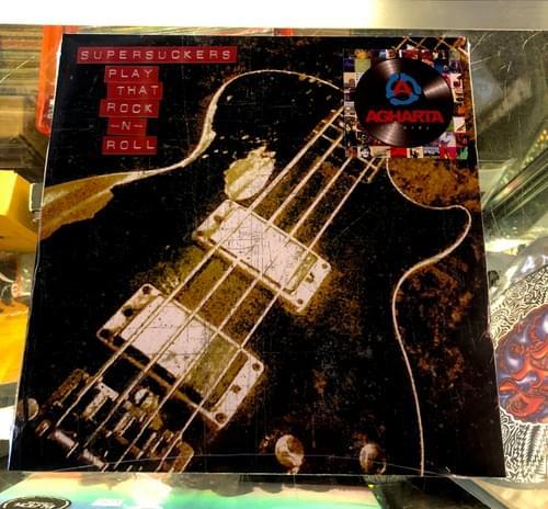 Supersuckers- Play That Rock -N- Roll LP On Random Colored Vinyl!