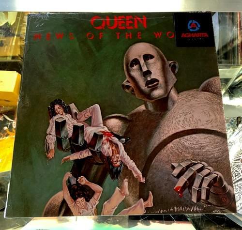 Queen - News Of The World LP On Vinyl