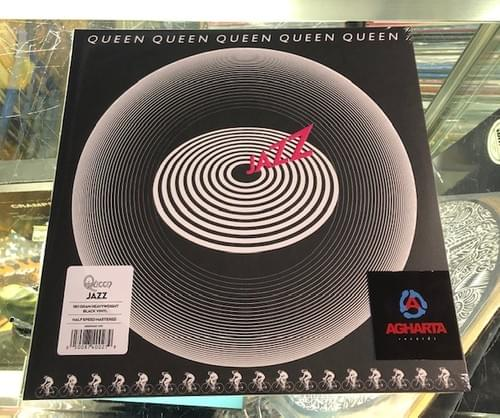 Queen - Jazz LP On Vinyl