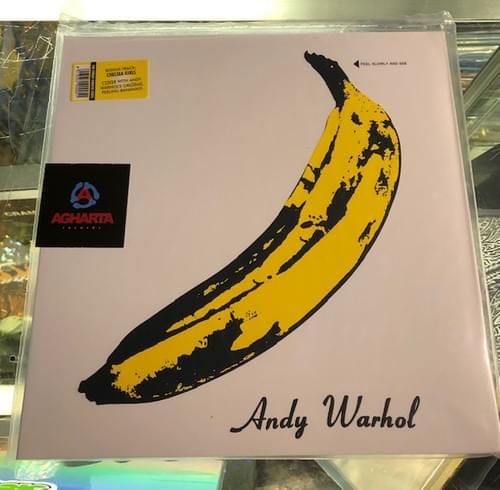 The Velvet Underground & Nico LP On Vinyl [IMPORT]