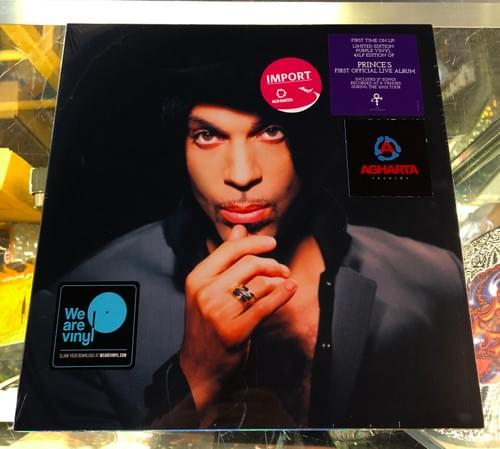 PRINCE- One Nite Alone...Live And The Aftershow [3 Versions] LP/2xLP/4xLP All On Purple Vinyl     l