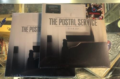 The Postal Service- Give Up LP On Vinyl Or Deluxe 3xLP Box Set
