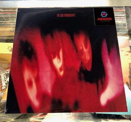 The Cure - Pornography LP On Vinyl