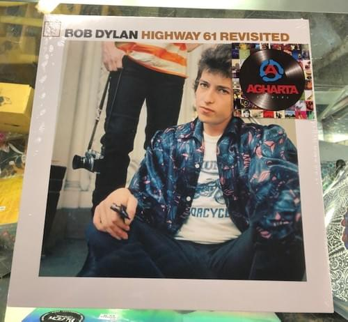Bob Dylan - Highway 61 Revisited LP On Vinyl [IMPORT]