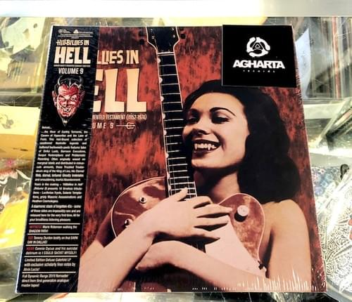 Hillbillies In Hell Volume 9 (1952-1974) LP On Vinyl