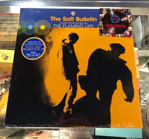 The Flaming Lips - The Soft Bulletin 2xLP On Vinyl [3 Versions]