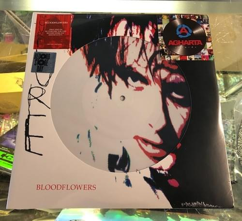 The Cure - Bloodflowers Picture Disc Vinyl 2xLP