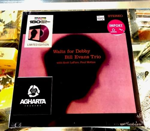 Bill Evans Trio- Waltz For Debby LP On Vinyl [3 versions]