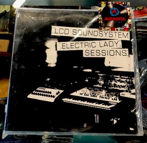 LCD Soundsystem - Electric Lady Sessions 2xLP On Vinyl