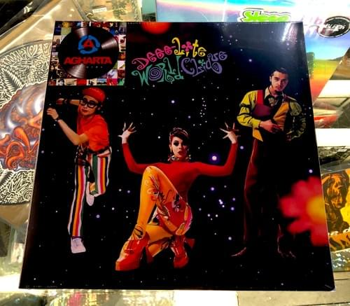 Deee-Lite - World Clique LP On Vinyl