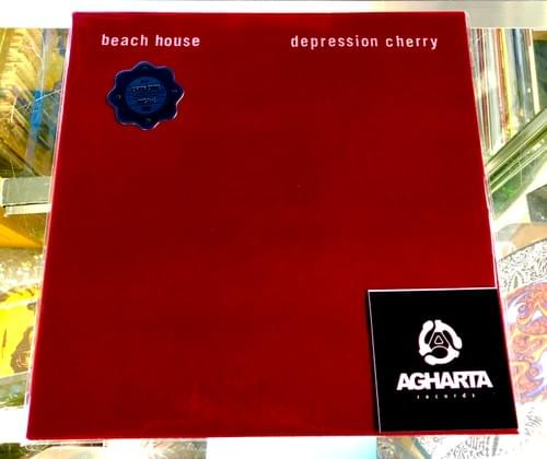 Beach House- Depression Cherry LP On Vinyl