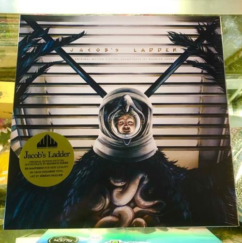 Jacob's Ladder Original Motion Picture Soundtrack LP On Colored Vinyl