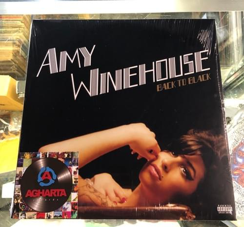 Amy Winehouse-Back To Black LP On Vinyl